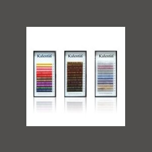 LASHES-vendita online-EXTENSION LUXURY-colorate-glitter-kalentin